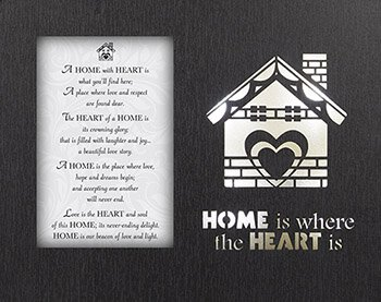 Glowing Treasures -  Home is Where the Heart is