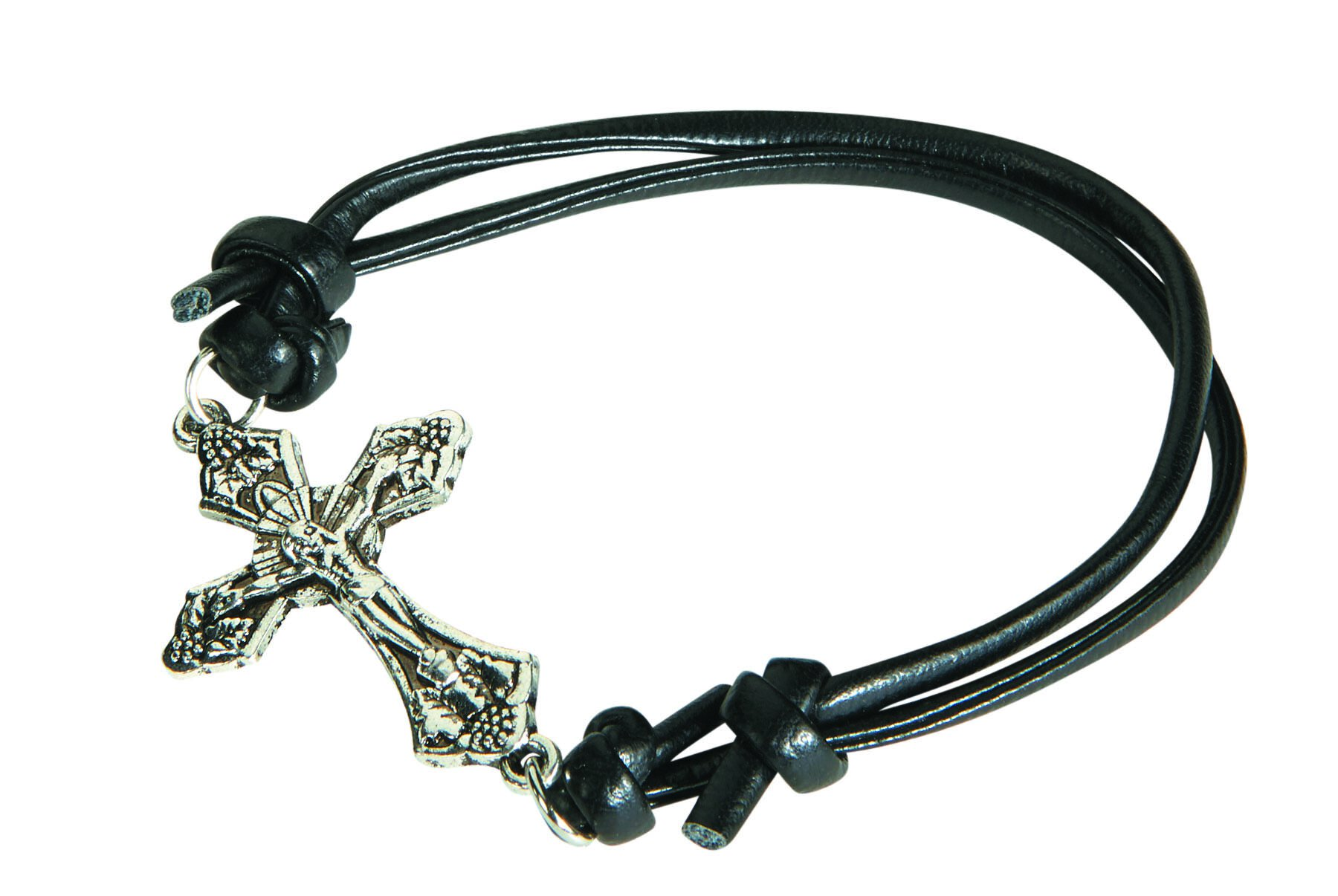 Crucifix Bracelet - 12/Pk