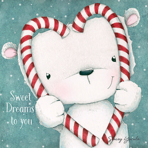 Sweet Dreams To You Nightlight Insert