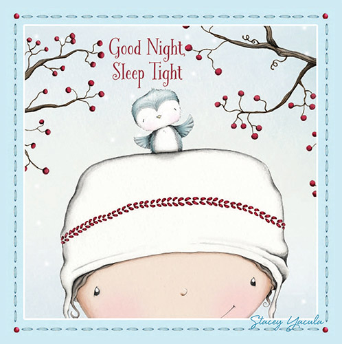 Good Night, Sleep Tight Nightlight Insert