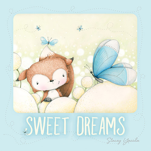 Sweet Dreams Nightlight Insert