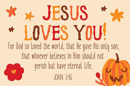 Pass It On - Jesus Loves You
