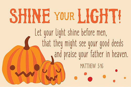 Pass It On - Shine Your Light