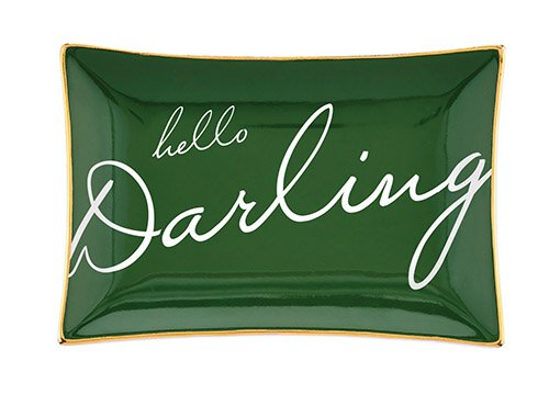 Hello Darling - Trinket Tray