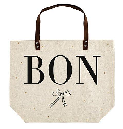 Canvas Tote - Bon