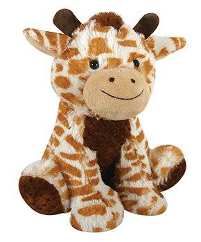 "10"" Giraffe Plush Toy"