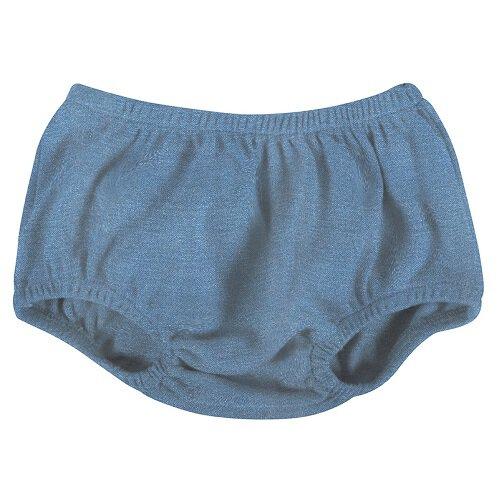 Diaper Cover Blue Jean 6-12 mo
