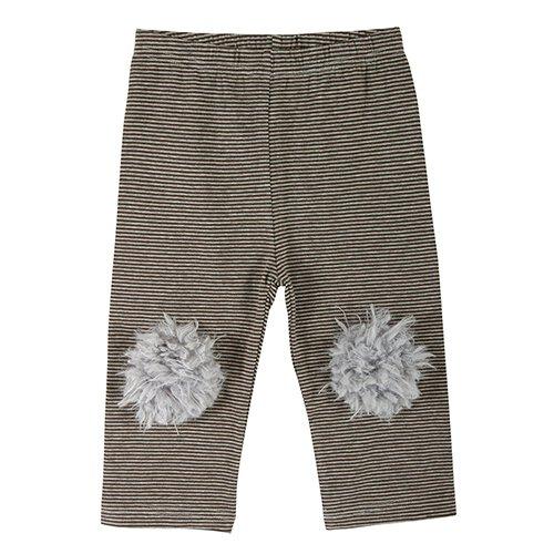 Fur Knee Pant 6-12 mo