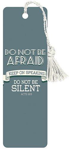 VerseMark: Do Not Be Afraid