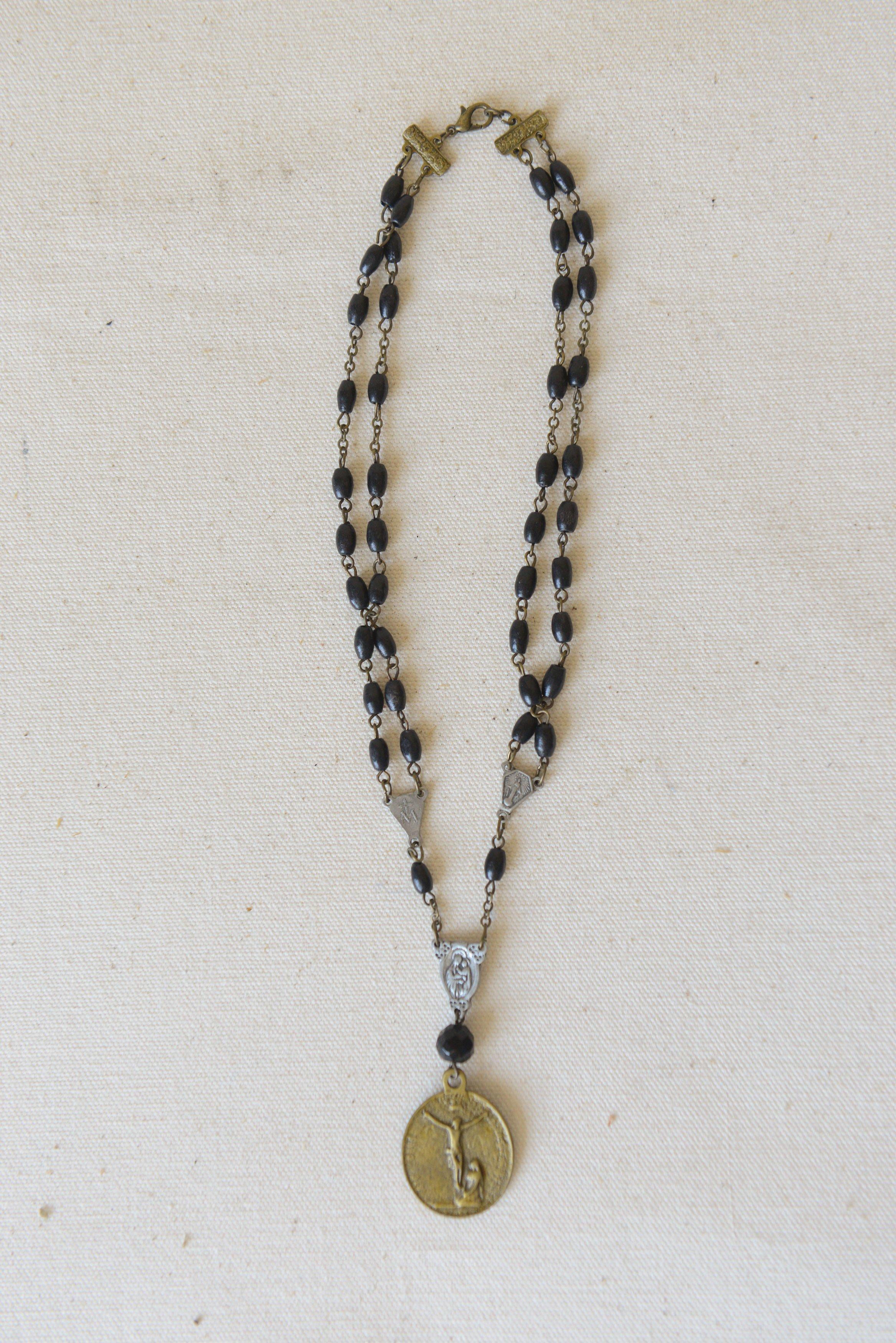 Crucifixion Necklace