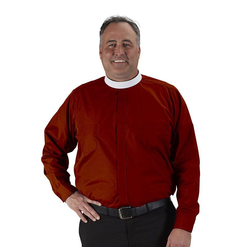 R.J. Toomey™Long Sleeve Neckband Shirt