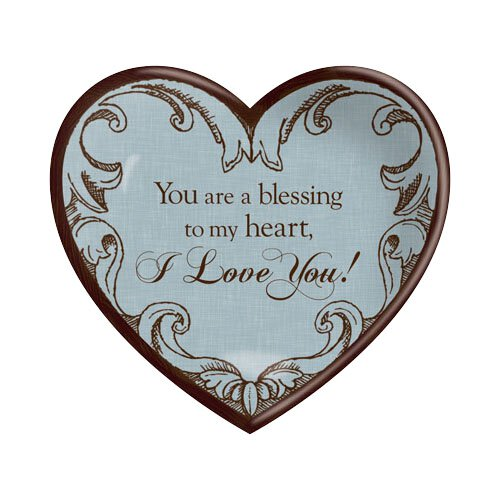 Ceramic Heart I Love You