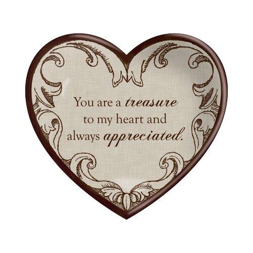 Ceramic Heart Appreciated