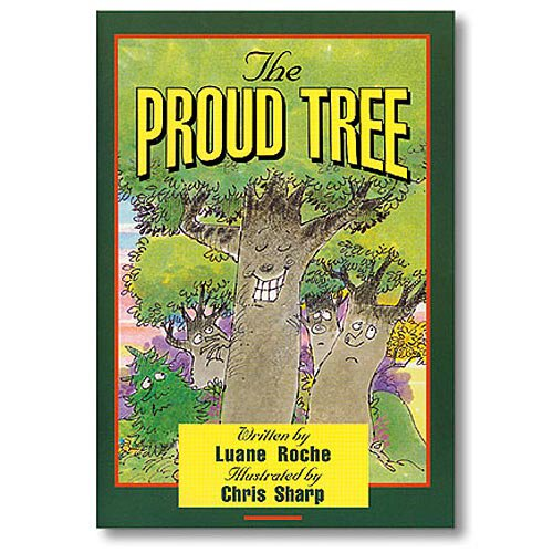 The Proud Tree - in Paperback for Children
