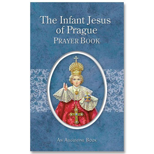 Infant Jesus Of Prague Prayer Book