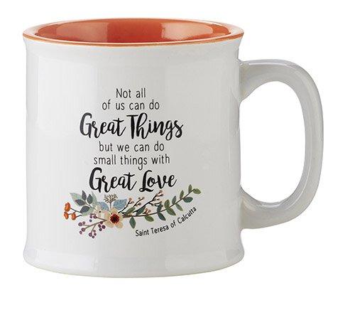 Great Things Mug