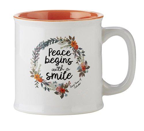 Peace Smile Mug