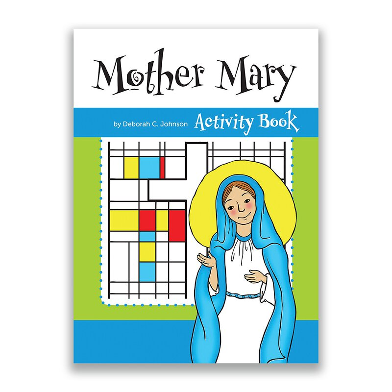 Mother Mary Activity Book - 12/pk