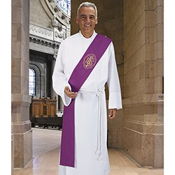 Roma Deacon Stole