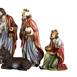 11-pc Nativity Set