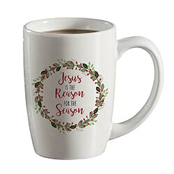 Jesus is the Reason Gift Mug - 6/pk
