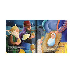 One Starry Night Story Book - 12/pk