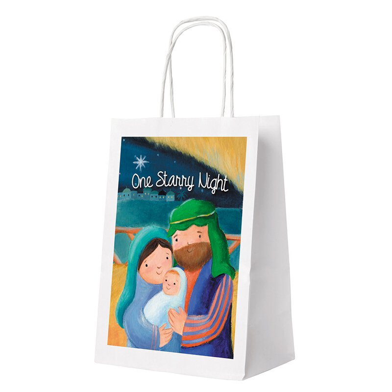 One Starry Night Gift Bag - 24/pk