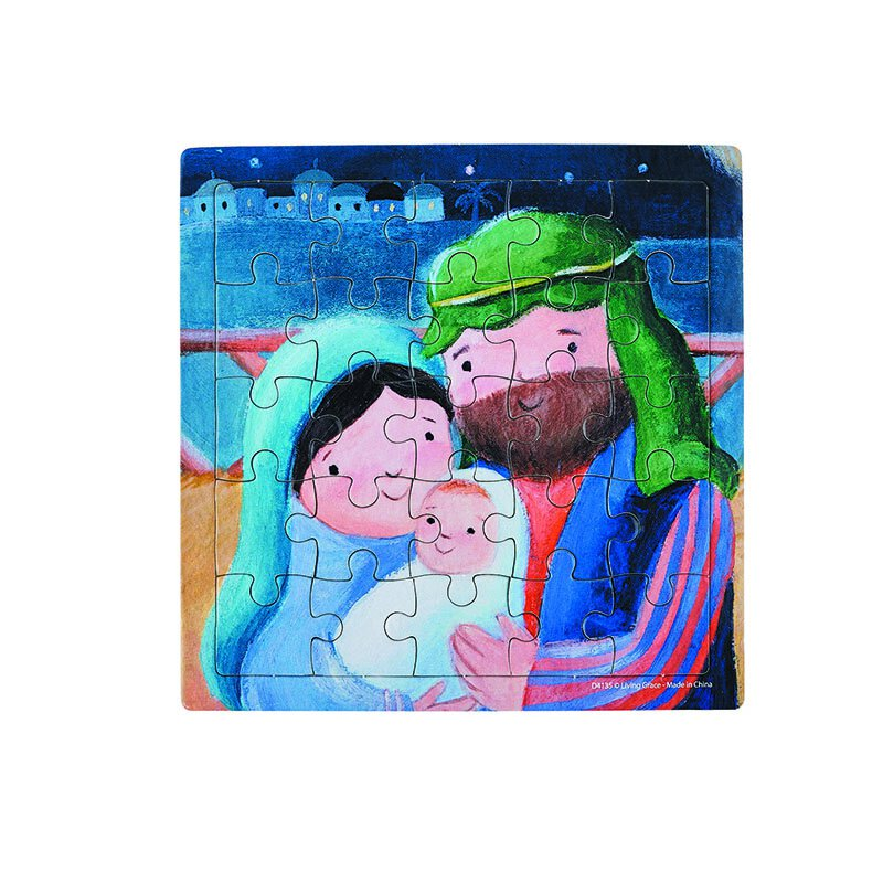 One Starry Night Puzzle - 12/pk