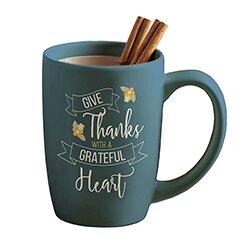 Grateful Heart Gift Mug - 6/pk