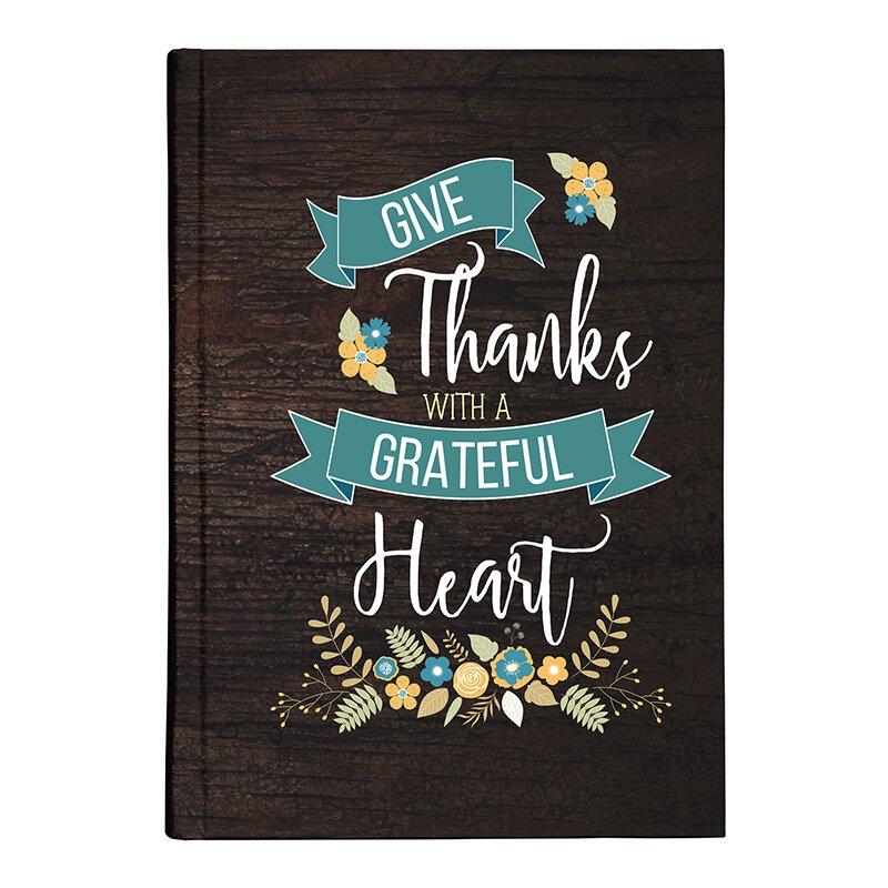 Grateful Heart Journal - 12/pk