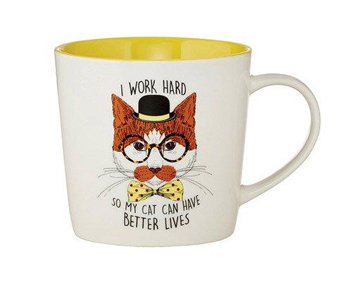 Better Lives Mug