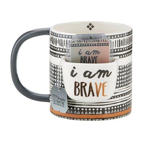I Am Brave Mug