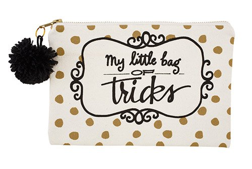 Canvas Pouch - Little Bag of Tricks