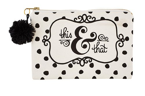 Canvas Pouch - This & That