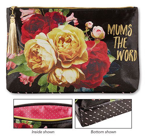 Oil Cloth Bag - Large - Mums the Word