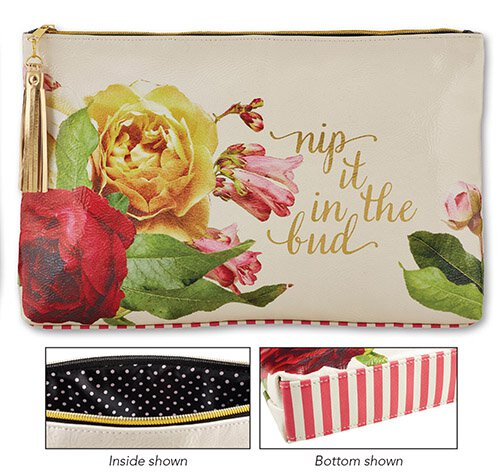 Bud Oil Cloth Bag Large