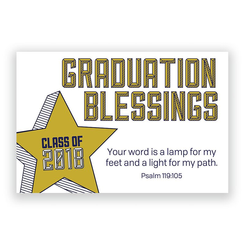 Pass-It-On - Graduation Blessings