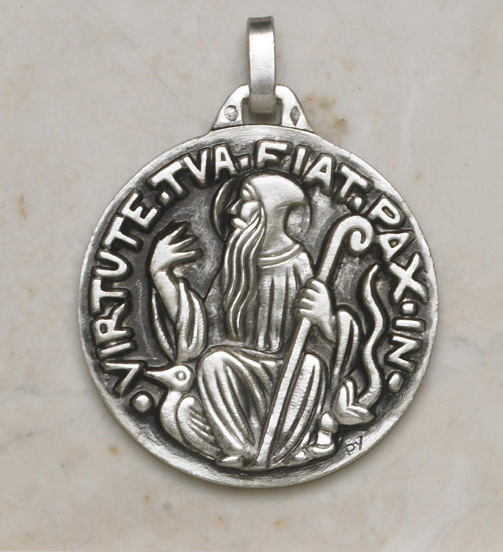 Fernand Py Medal -  St Benedict Medal