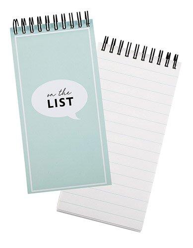 List Pad - On The List