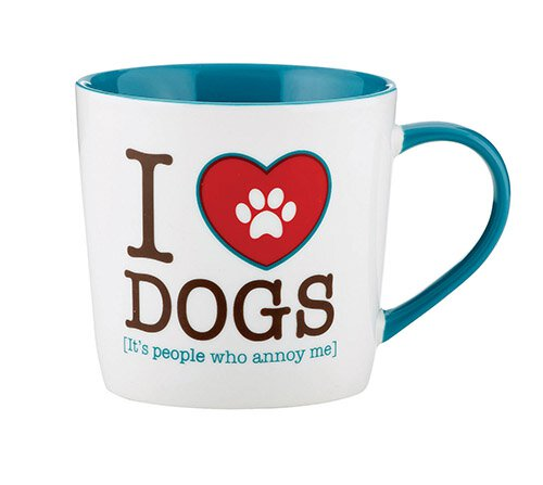 I Heart Dogs. It's People Who Annoy Me.