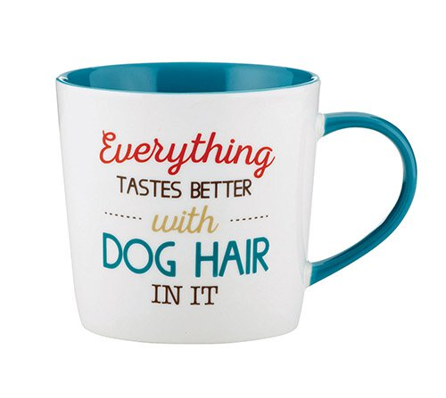 Everything Tastes Better With Dog Hair In It
