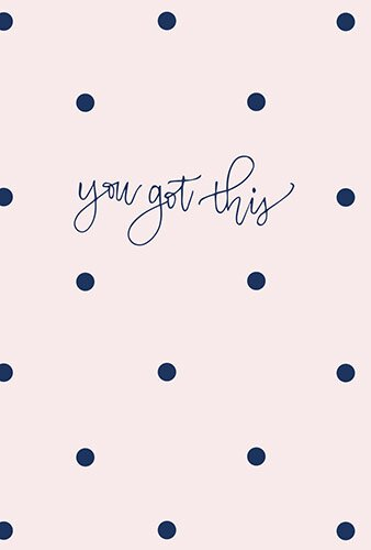 Thin Journal - You Got This - Taylor Jones