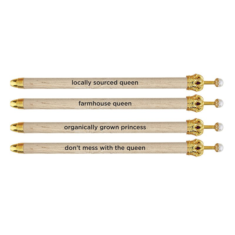 CROWN PEN - NATURAL