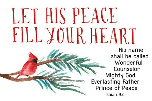 Pass It On - Let His Peace