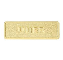 Ujier Badge