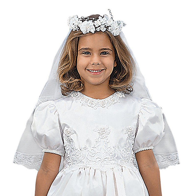 Regal Beauty First Communion Veil