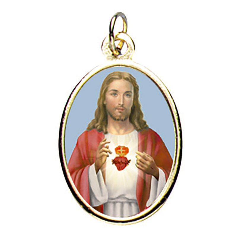 Sacred Heart Medal - 24/pk