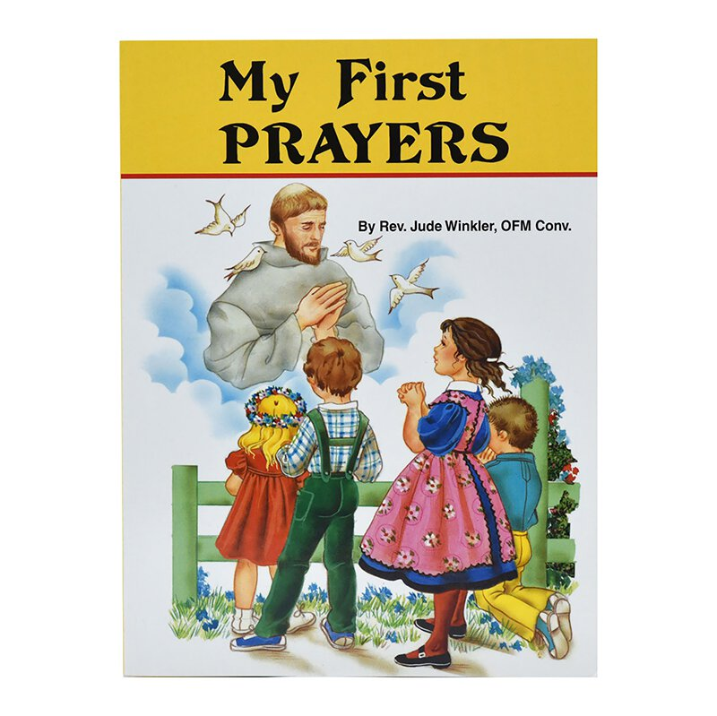 St. Joseph Picture Book - My First Prayers - 10/pk