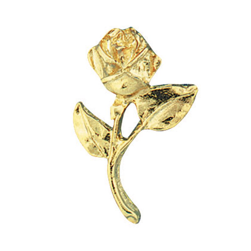 Rose Lapel Pin - 25/pk