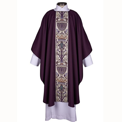 Coronation Collection Tapestry Chasuble